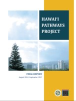 cover image of Hawaii Pathways Project report