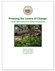 cover image of Hawaii State Framework to Adress Homelessness